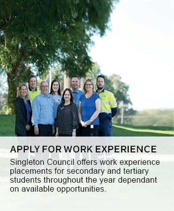 apply for work experience