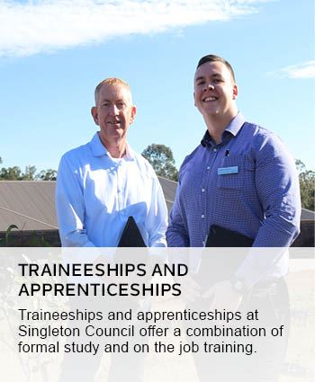 traineeships and apprenticeships