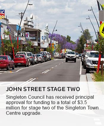 john street stage two