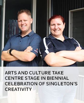 ARTS AND CULTURE TAKE CENTRE STAGE IN BIENNIAL CELEBRATION OF SINGLETONS CREATIVITY