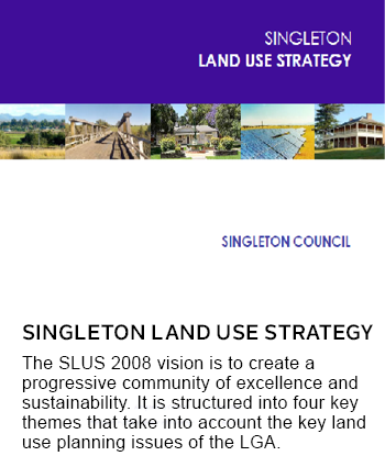 singleton land use strategy