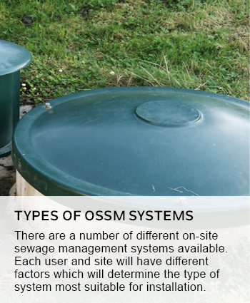 types of ossm systems