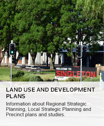 land use and development plans