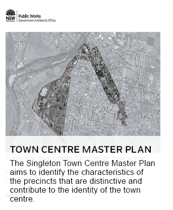 town centre master plan