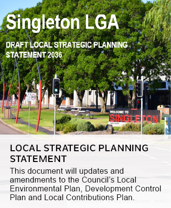 local strategic planning statement