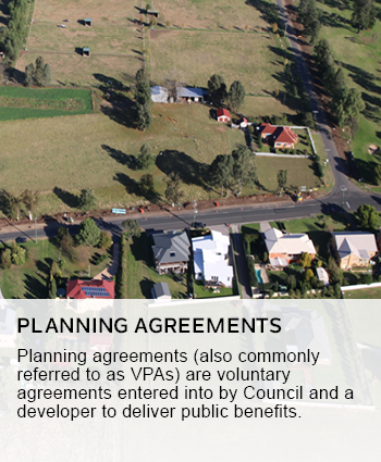 planning agreements