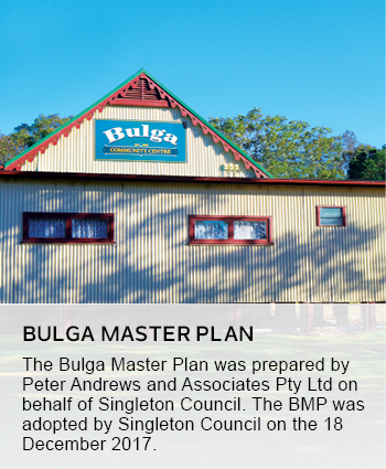 Bulga Master Plan