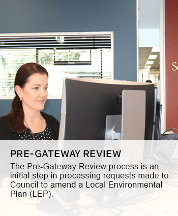 pre-gateway review
