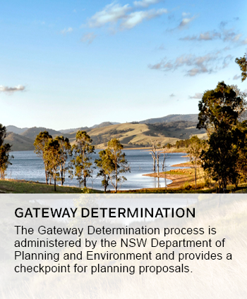 gateway determination