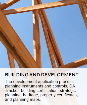 building and development