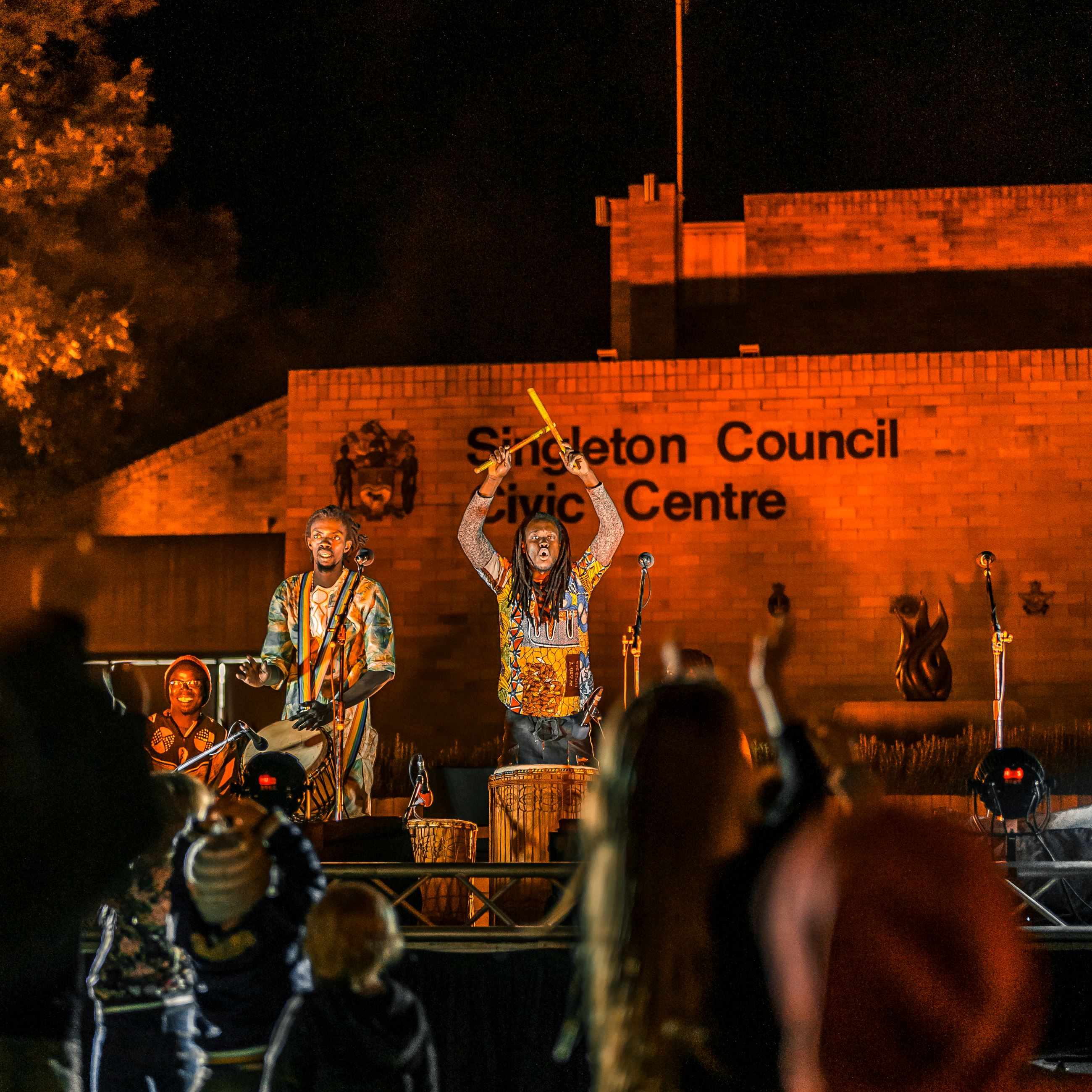 Singleton firelight event 2019
