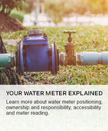 Your water meter explained