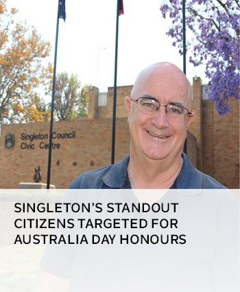 Singleton standout citizens targeted for Australia Day honours