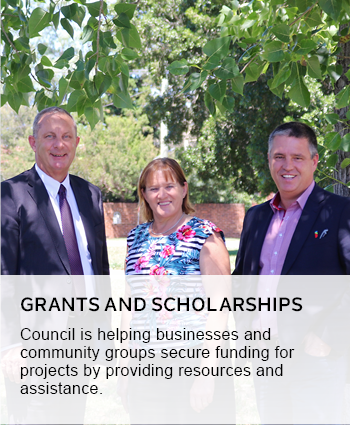 Splash tile _ grants and scholarships