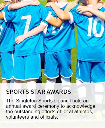 Splash tile_ Sports Star Awards