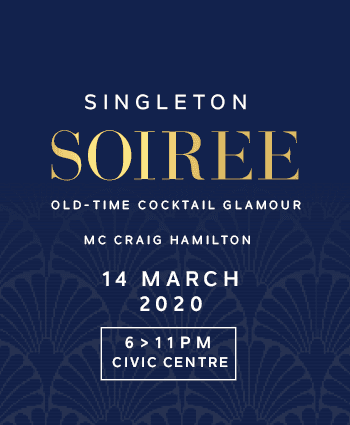 Singleton Soiree