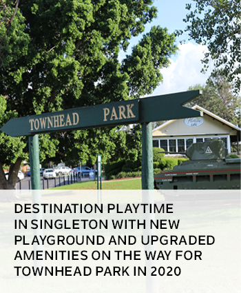 Destination playtime at Townhead Park