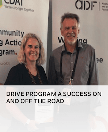 Drive program a success on and off the road
