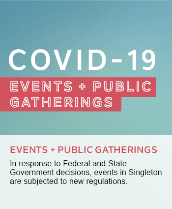Events and Public Gatherings