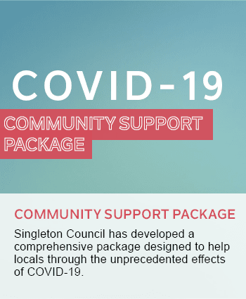 COMMUNITY SUPPORT PACKAGE