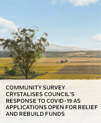 Community survey crystalises Singleton Council response to COVID-19 as applications open for relief