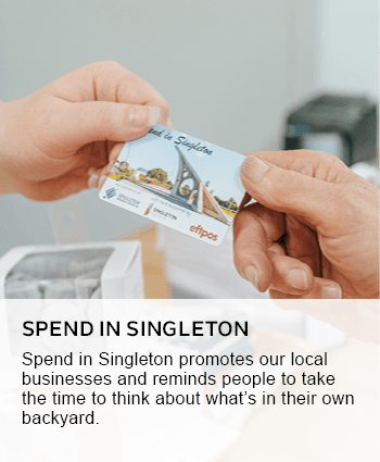 Spend in Singleton