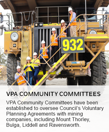 VPA Community Committees