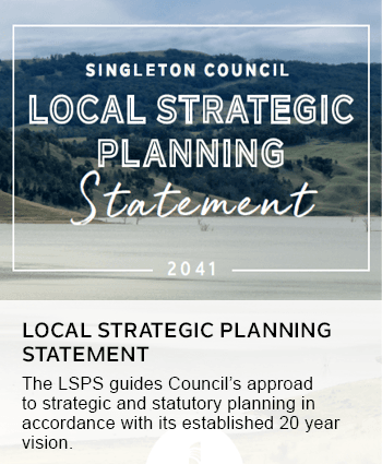 Local strategic planning statement tile
