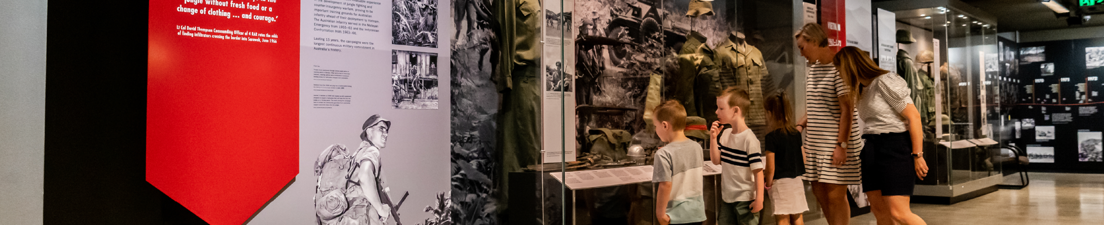 family browse australian infrantry museum