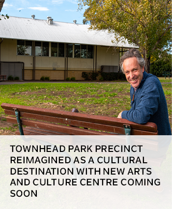 Townhead Park precinct reimagined as a cultural destination with new Arts and Culture Centre coming