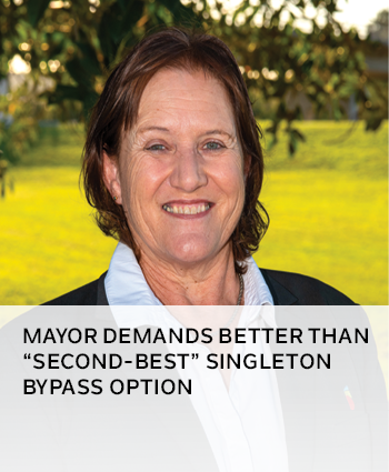 Mayor demands better than second-best Singleton bypass option