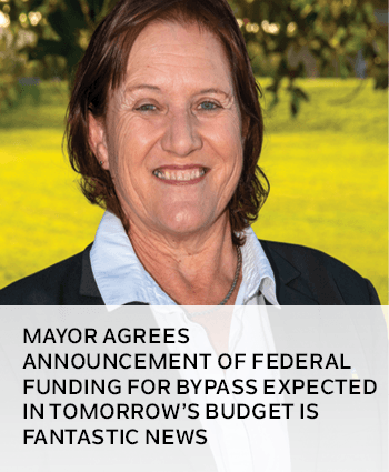 federal bypass funding announcement