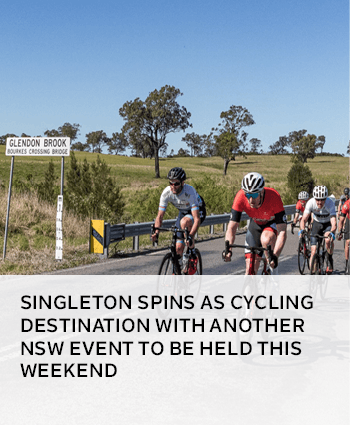 singleton spins as cycling destination