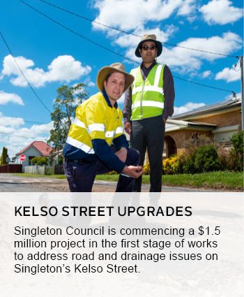 Kelso St Upgrades
