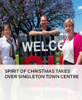 Spirit of Christmas takes over Singleton Town Centre