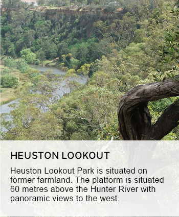 Heuston Lookout