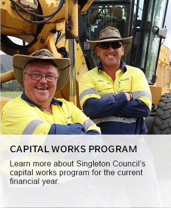 capital works program