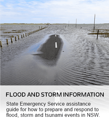 FLOOD AND STORM INFORMATION