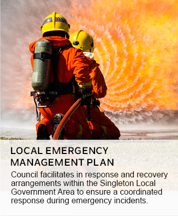 LOCAL EMERGENCY MANAGEMENT PLAN