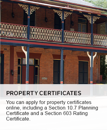 Property Certificates