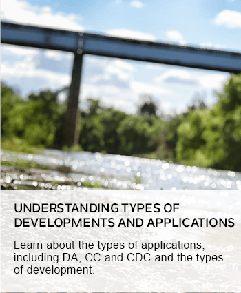 Types of development and applications