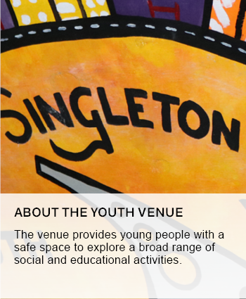 About the youth venue