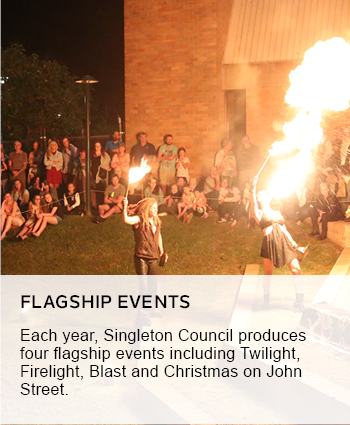 Flagship events