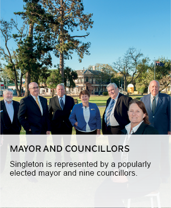 Mayor and councillors