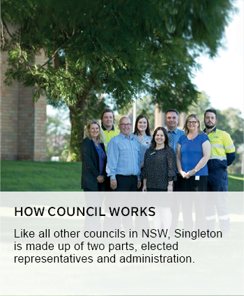 How council works