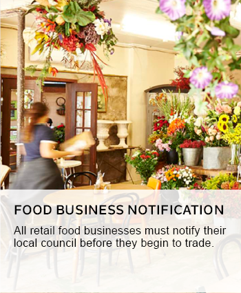 Food business notification