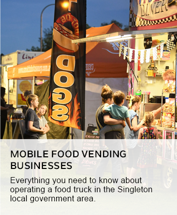 Mobile food vending businesses