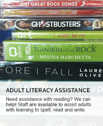 Adult literacy assistance