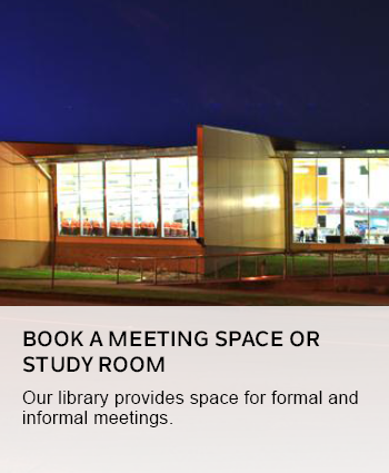 Book a meeting space or study room