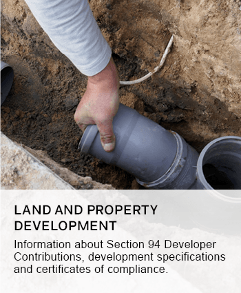 land and property developement